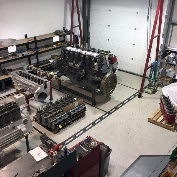 Gardner Marine Diesels - Our Facilities