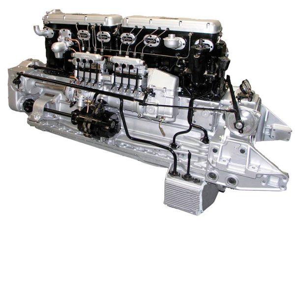 Gardner Diesel Engine – 8LXB