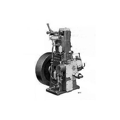 Gardner Diesel Engine – 1L2