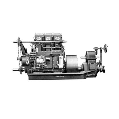 Gardner Diesel Engine – 3L3