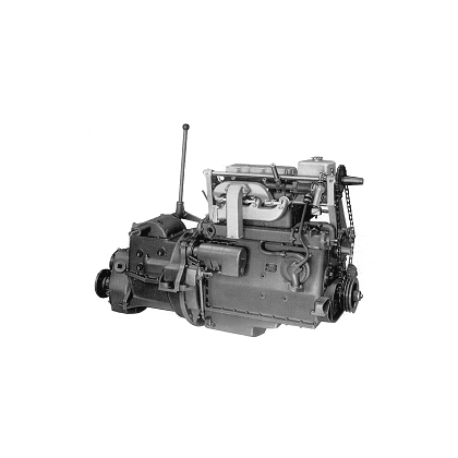Gardner Diesel Engine – 3LW