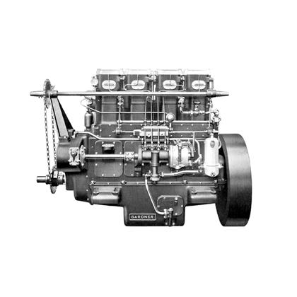 Gardner Diesel Engine – 4L3