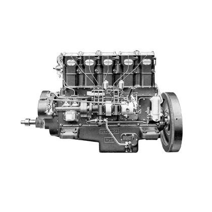 Gardner Diesel Engine – 5L3
