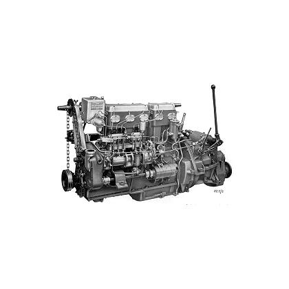 Gardner Diesel Engine – 5LW