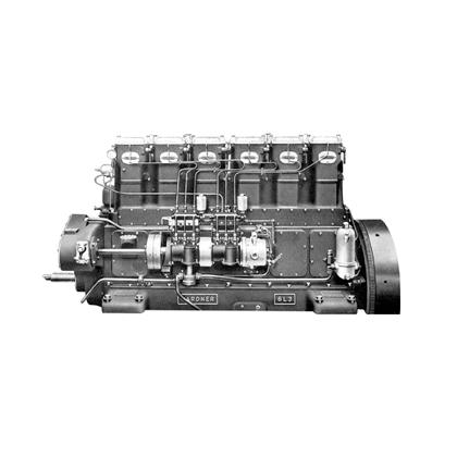 Gardner Diesel Engine – 6L3