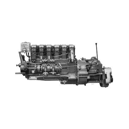 Gardner Diesel Engine – 6L3B