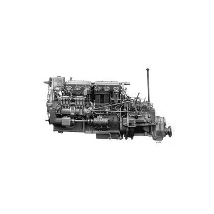 Gardner Diesel Engine – 6LW