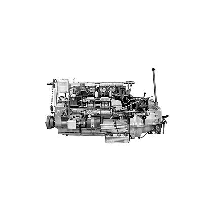 Gardner Diesel Engine – 6LX