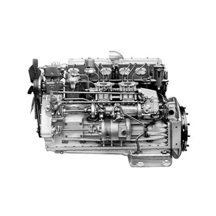 Gardner Diesel Engine – 6LXC