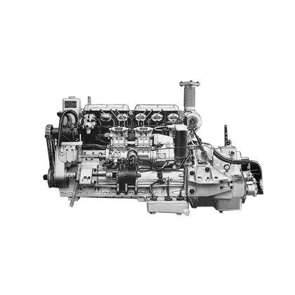 Gardner Diesel Engine – 6LXCT