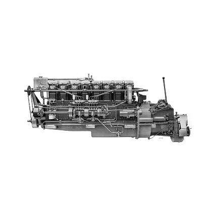 Full Workshop overhaul of twin Gardner 8L3B engines