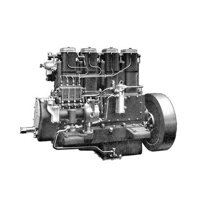 Gardner Diesel Engine – 2-6L2