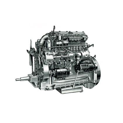 Gardner Diesel Engine – 4LK
