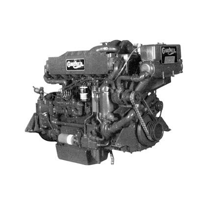 Gardner Diesel Engine – 6LYT
