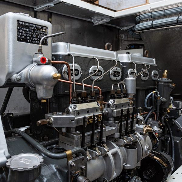 Gardner Marine Diesels - Engine Overhaul