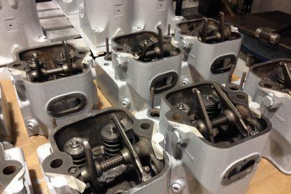 MY Monara - 8L3B Twin Gardner Diesel Engines