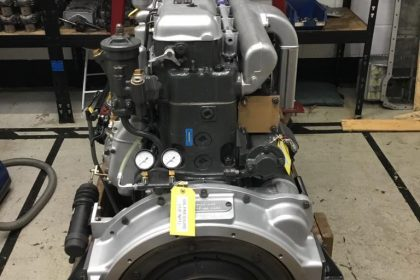 Twin 6LXB - Gardner Diesel Engines