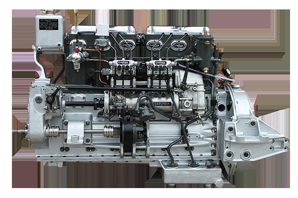 Gardner Marine Diesels