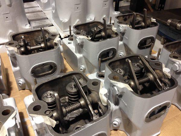 Gardner Marine Diesels - Component Overhaul