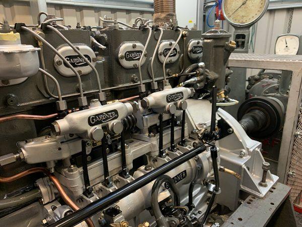 Gardner Marine Diesels - Service Exchange Engines