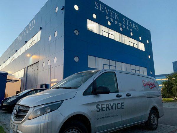 Gardner Marine Diesels - On-Site Servicing