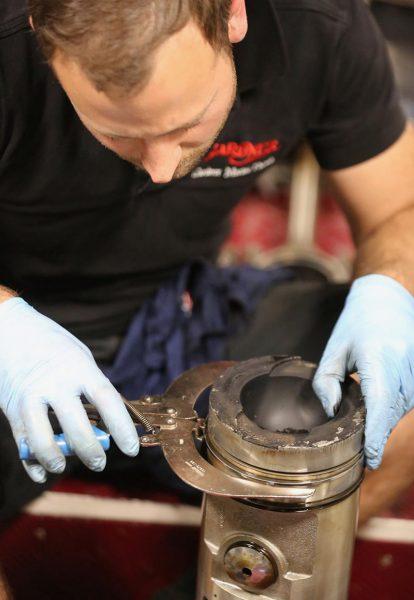 Gardner Marine Diesels - On-Site Engine Overhaul